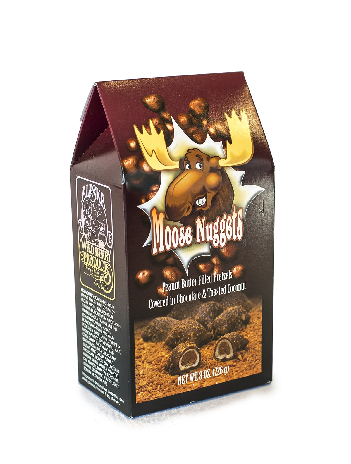 Alaska Moose Nuggets (8oz) - Alaskan Fudge Company