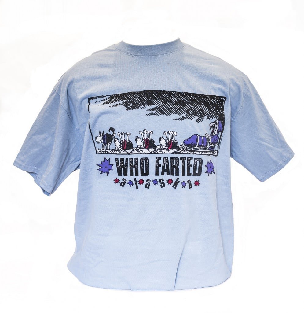 Who Farted T-Shirt