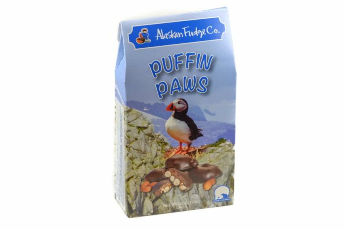 puffin paw box