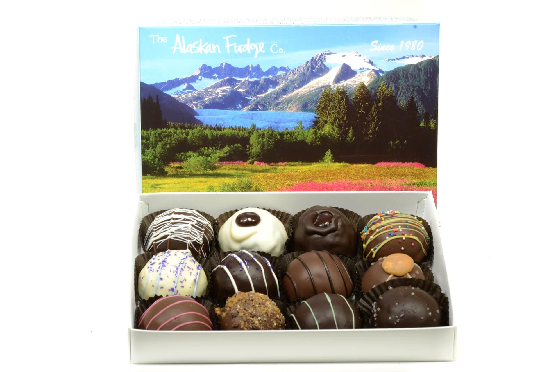truffle box 12 piece